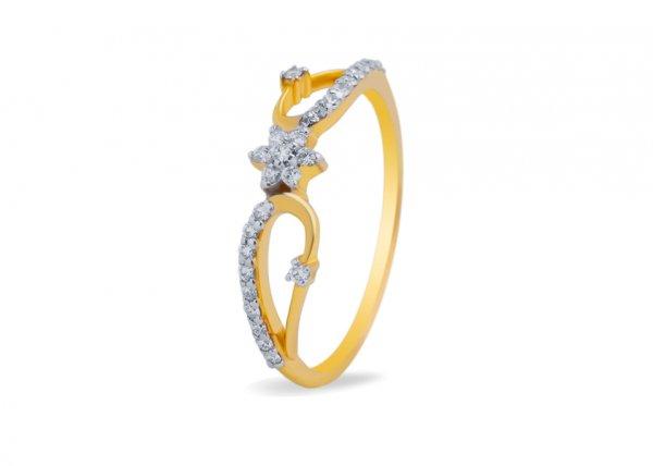 lily Diamond Ring