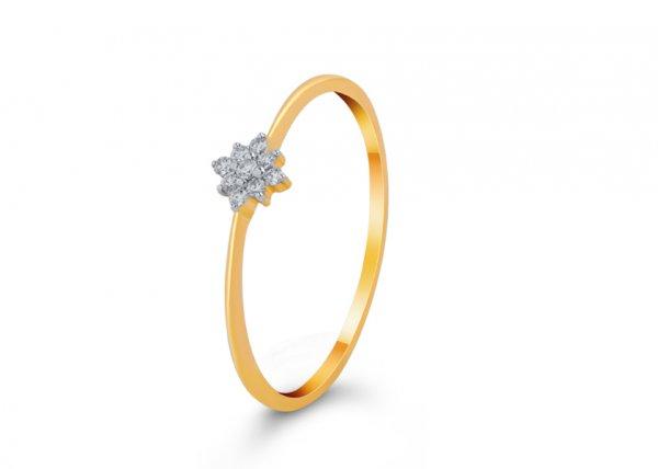 Agathe Diamond Ring