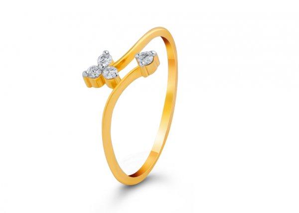 Alethea Diamond Ring