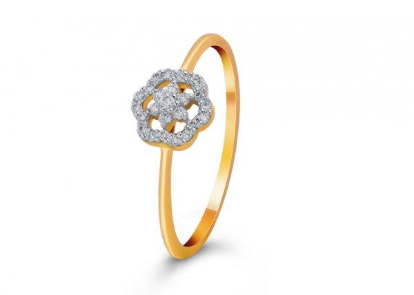 Alexina Diamond Ring