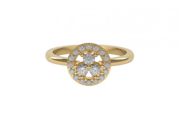 Alisha Diamond Ring