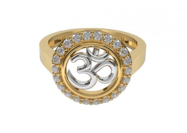 Avery Diamond Ring