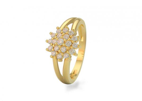 Jayla Diamond Ring