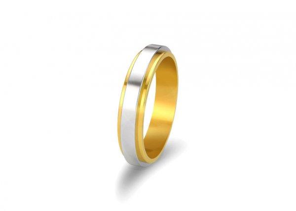 Anna Platinum Ring