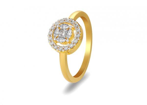 Lindsey Diamond Ring