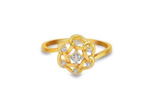 Imene Diamond Ring