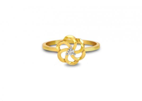 Yacine Diamond Ring