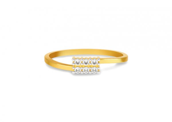 Mady Diamond Ring