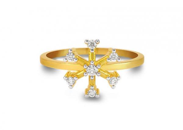 Iden Diamond Ring