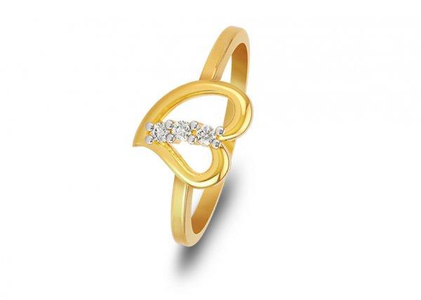 Irie Diamond Ring