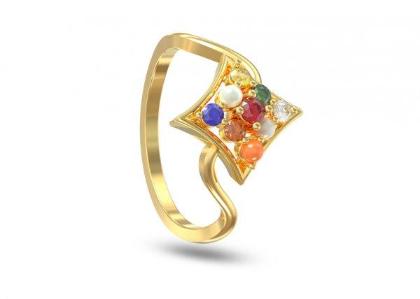 Itish Diamond Ring