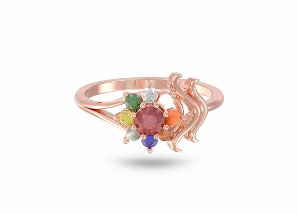 Lakshay Diamond Ring