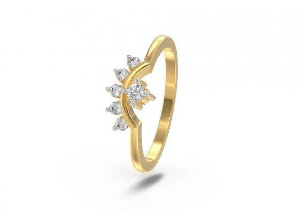 Mitali Diamond Ring