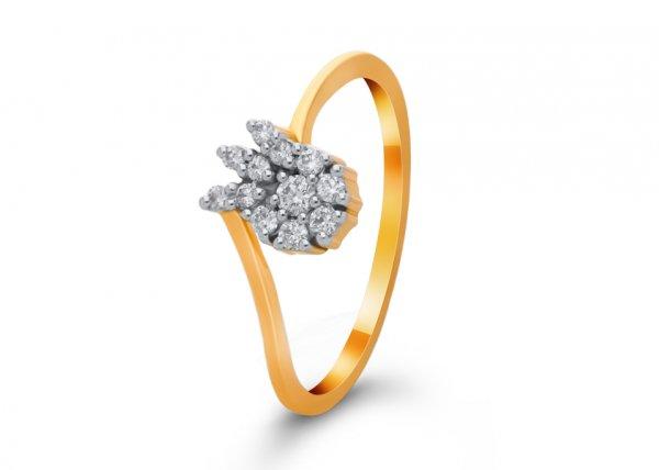 Atiyah Diamond Ring