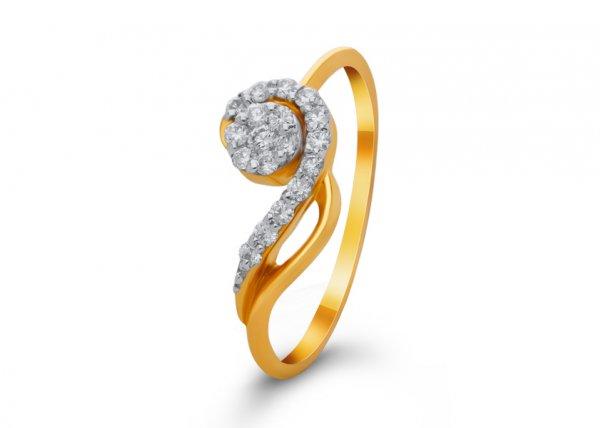 Minnat Diamond Ring