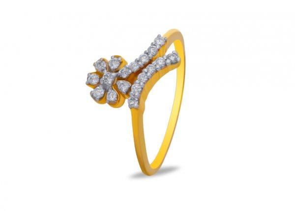 Mavisha Diamond Ring