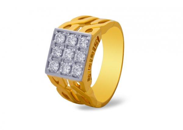 Amadeus Diamond Ring