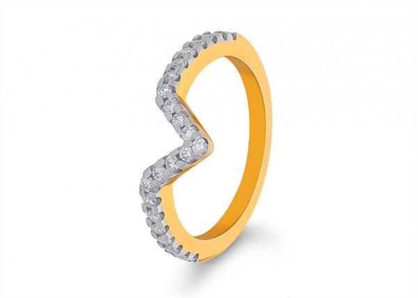 Elisha Diamond Ring