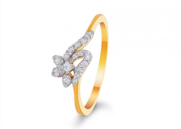 Milagros Diamond Ring