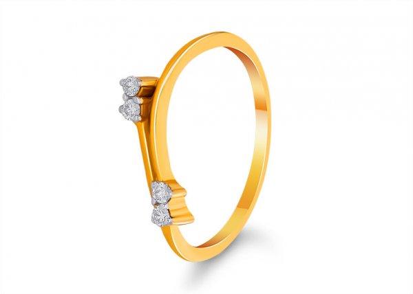 Tania Diamond Ring