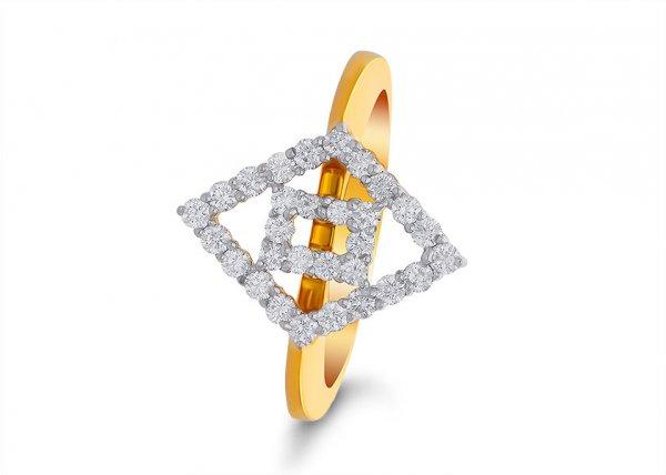 Gisele Diamond Ring