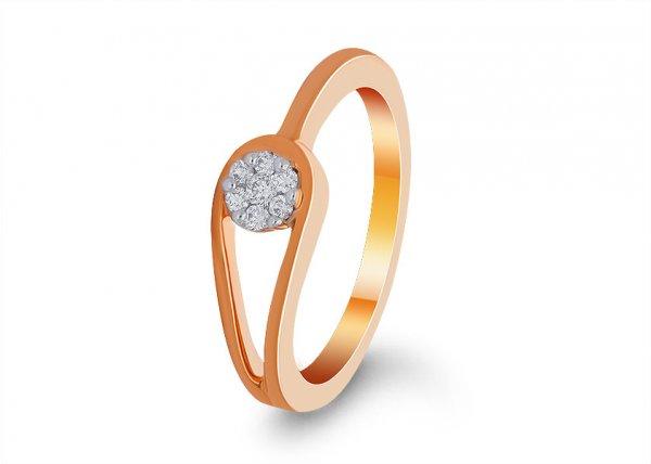Mae Diamond Ring