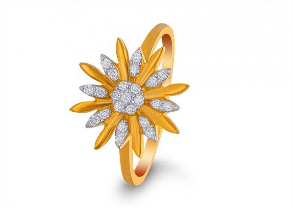 Penka Diamond Ring