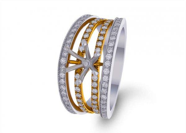Hiral Diamond Ring