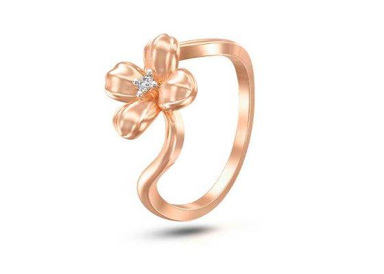 Zoe Diamond Ring