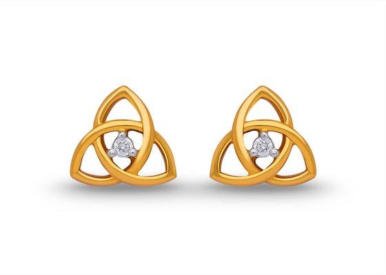 Eustoma Earring
