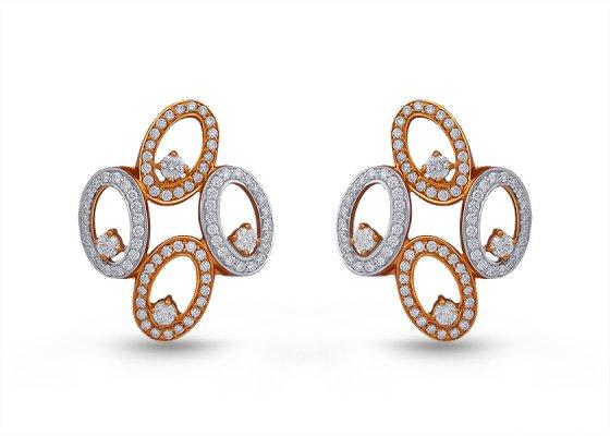 Juno Diamond Earring