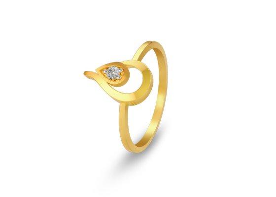 Mehdi Diamond Ring