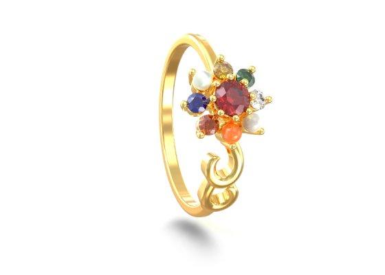 Saket Diamond Ring