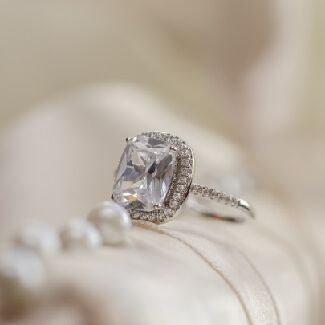 How to Care and Keep Your Diamonds Clean? | Sunny Diamonds